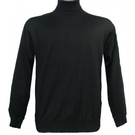 Pull Berac Homme COL ROULE 100% laine